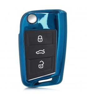 Husa Sony Xperia L1, Silicon, Albastru, 41474.50
