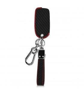 Husa silicon metallic red - Sony Xperia XA1