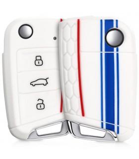Husa portofel Xiaomi Mi Mix - Material textil si piele PU - Grey Black - 41523.22