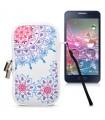 Husa Universala pentru telefon M - 5,5 inch, Neopren, Multicolor, 30226.2.10