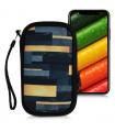 Husa Universala pentru telefon M - 5,5 inch, Neopren, Multicolor, 30226.2.40