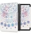 Husa pentru Kobo Glo HD / Touch 2.0, Piele ecologica, Multicolor, 34347.15