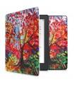 Husa pentru Kobo Aura H2O Edition 2, Piele ecologica, Multicolor, 42076.34