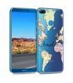 Husa pentru Huawei Honor 9 Lite, Silicon, Multicolor, 44255.04