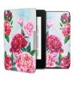 Husa pentru Kindle Paperwhite 7, Piele ecologica, Multicolor, 45569.25