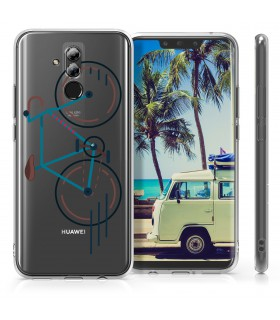 Husa Samsung Galaxy S6, Silicon, Multicolor, 28621.01