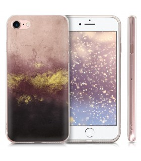 Husa Samsung Galaxy S7, Policarbonat, Negru, 40391.01