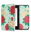 Husa pentru Kindle Paperwhite 10, Piele ecologica, Multicolor, 46644.36