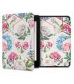 Husa pentru Kindle Paperwhite 10, Piele ecologica, Multicolor, 46644.38