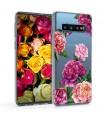 Husa pentru Samsung Galaxy S10, Silicon, Multicolor, 47448.09