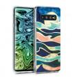 Husa pentru Samsung Galaxy S10, Silicon, Multicolor, 47449.20