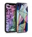Husa pentru Apple iPhone XR, Sticla, Multicolor, 47146.01